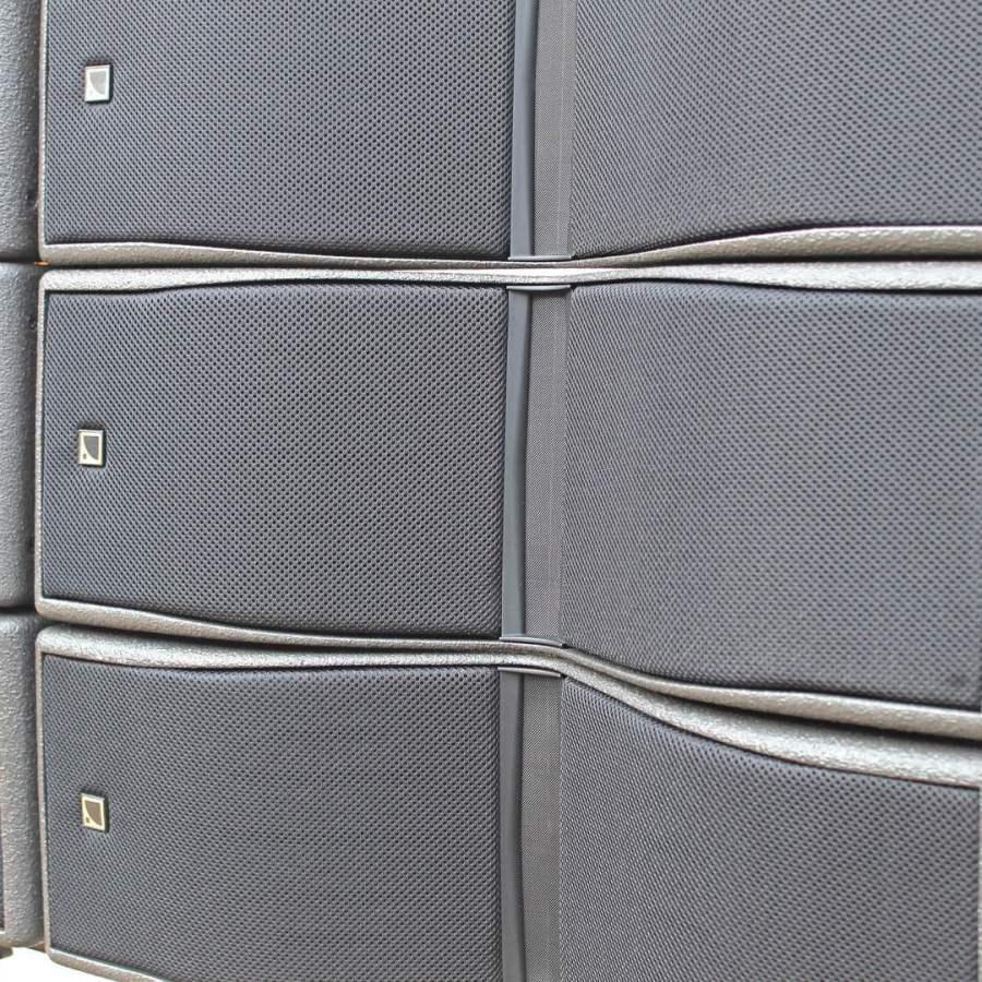 L-Acoustics Kiva II und KS21 mieten