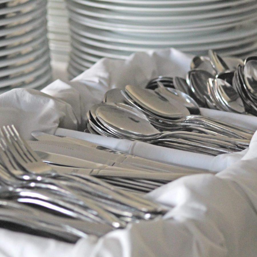 Besteck - Messer, Gabel, Löffel mieten