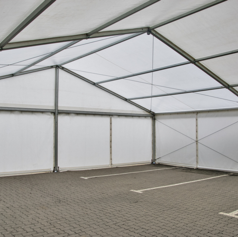 Festzelt zur Miete in Magdeburg -Lagerzelt