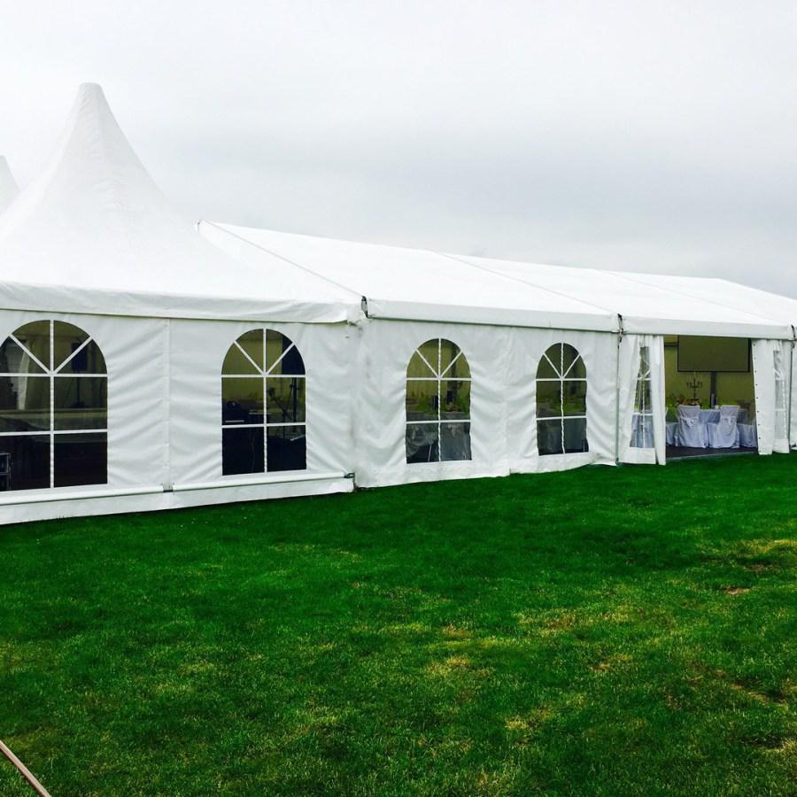 Zelt für Party mieten im Harz